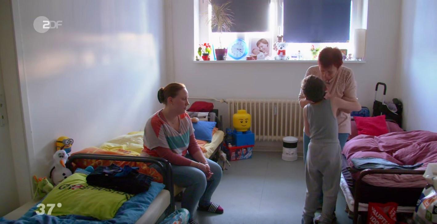 Obdachlosigkeit in Deutschland ZDF 37 Grad - Bild 2