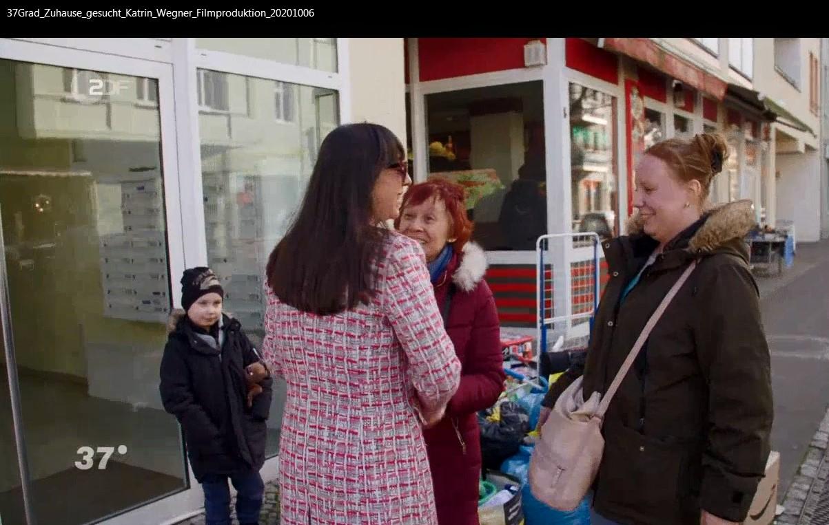 Obdachlosigkeit in Deutschland ZDF 37 Grad - Bild 5