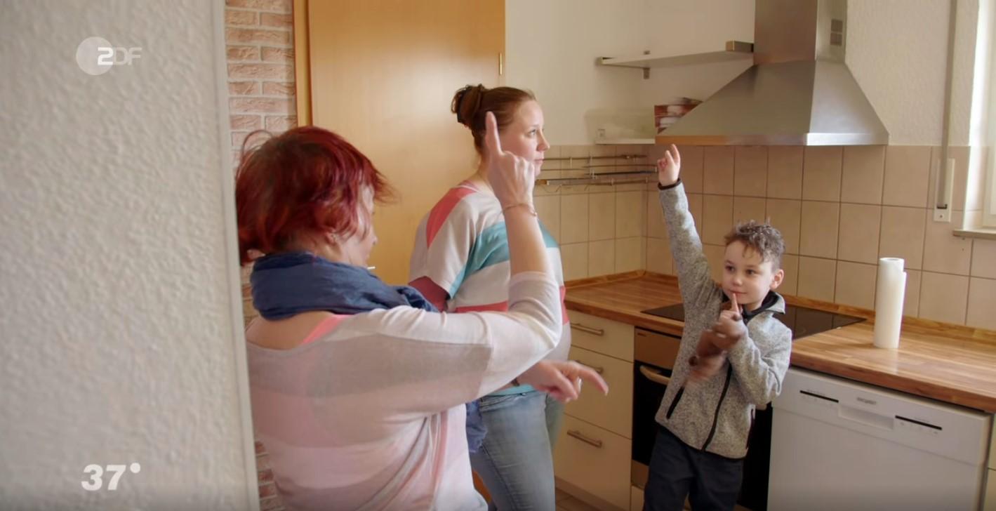 Obdachlosigkeit in Deutschland ZDF 37 Grad - Bild 8