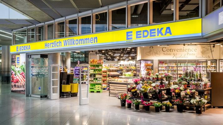 Edekamarkt in Berlin